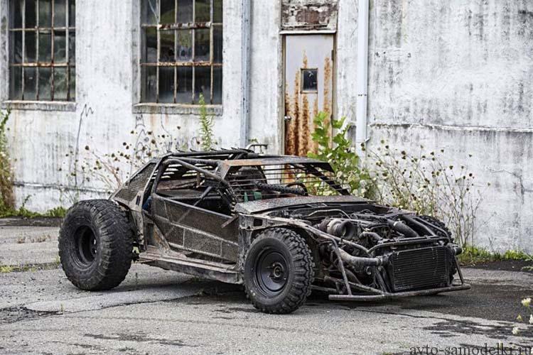 автомобили зомби апокалипсиса