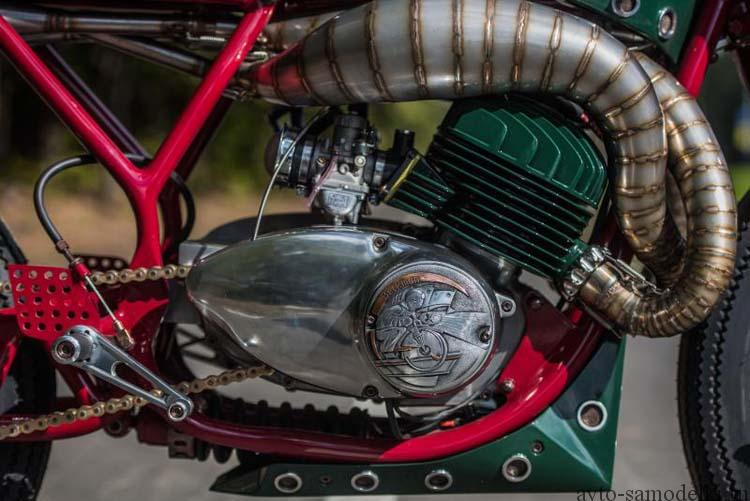 Кастом мотоцикла