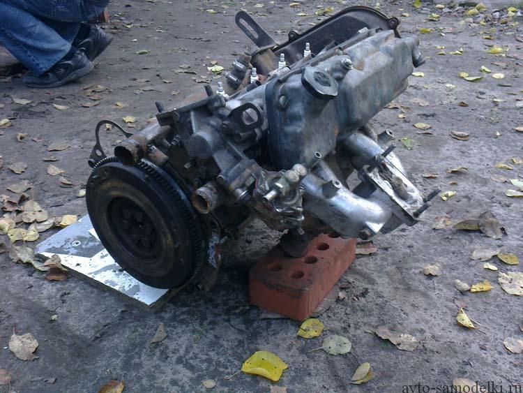 двигатель от таврии