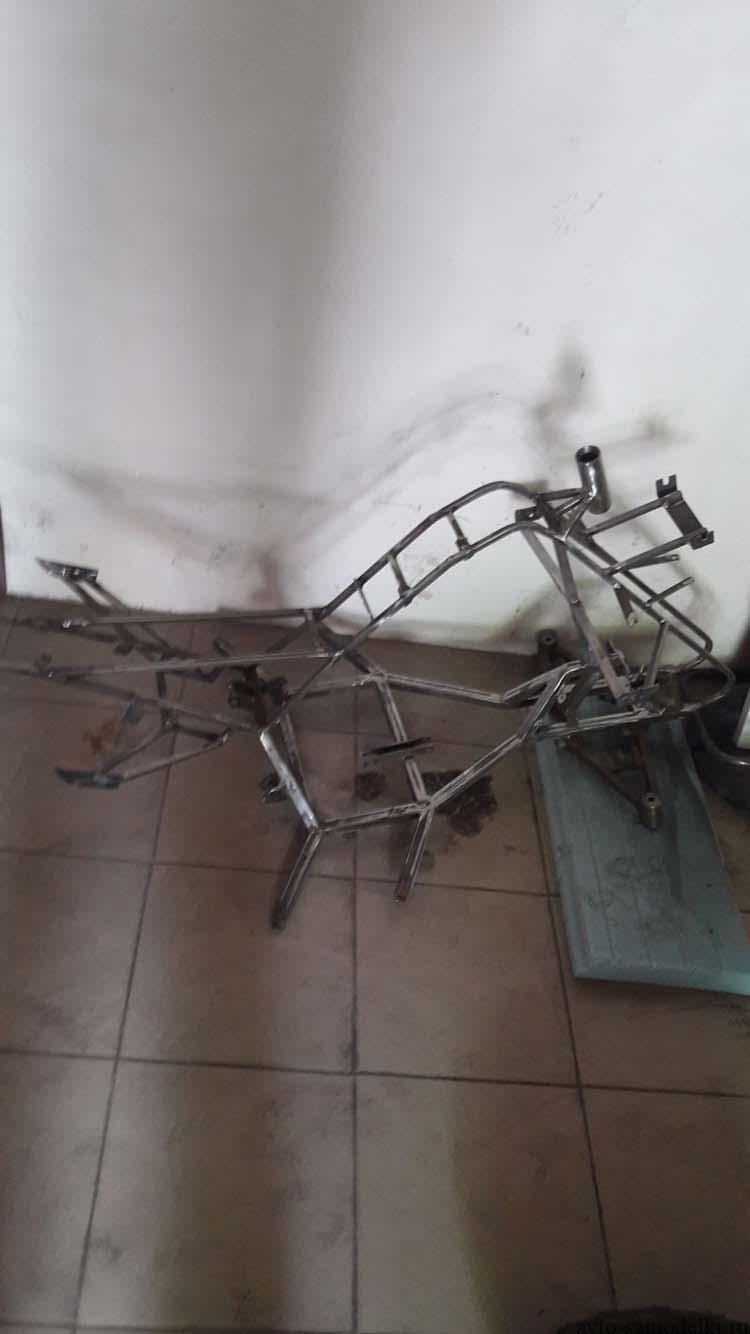 Колёса для квадроцикла своими руками