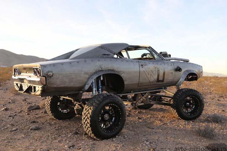 Внедорожник из Dodge Charger