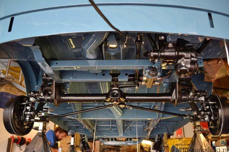 пикап Volkswagen T1
