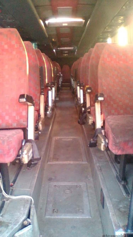 Дом на колесах из автобуса