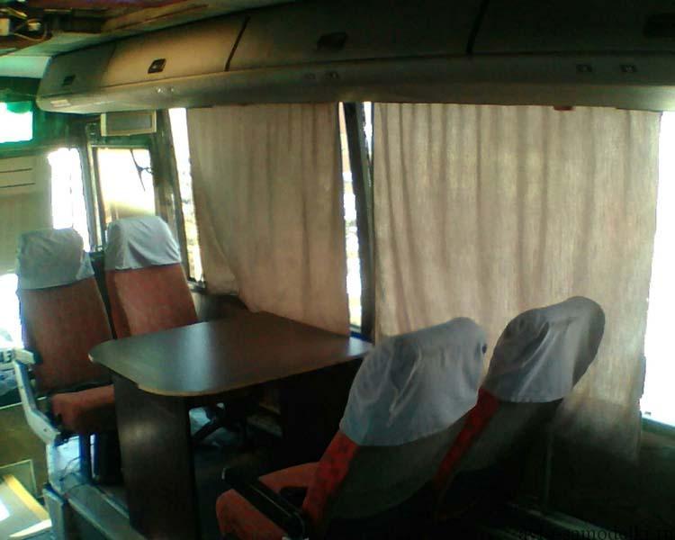 самодельный дом на колёсах из автобуса