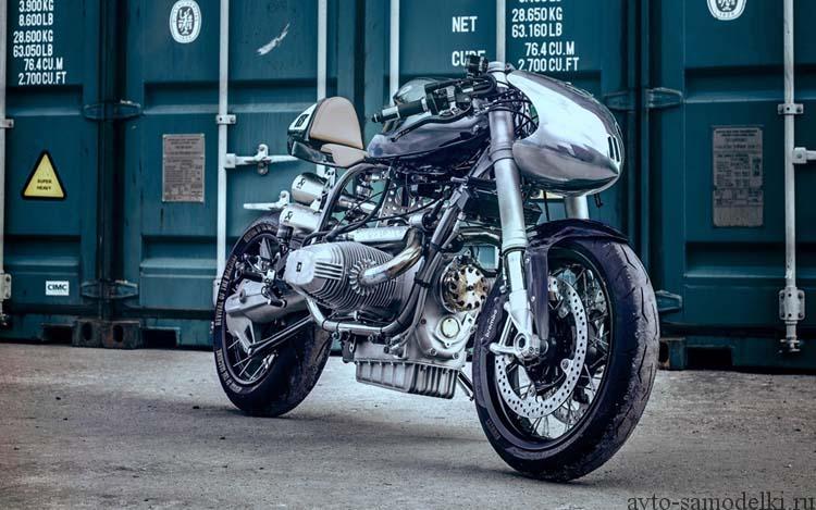Кастом мотоцикла BMW R100RS