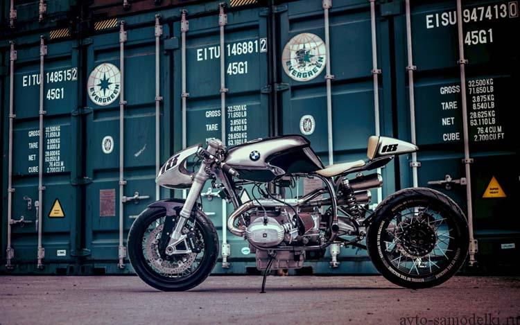 тюнинг мотоцикла BMW
