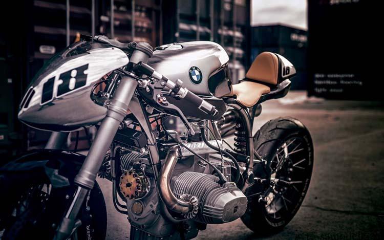 тюнинг мотоцикла BMW R100RS