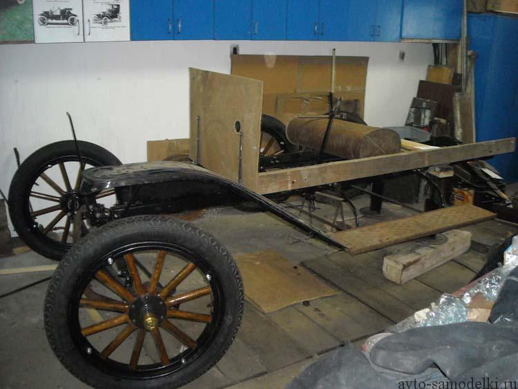 автомобиль форд 1912