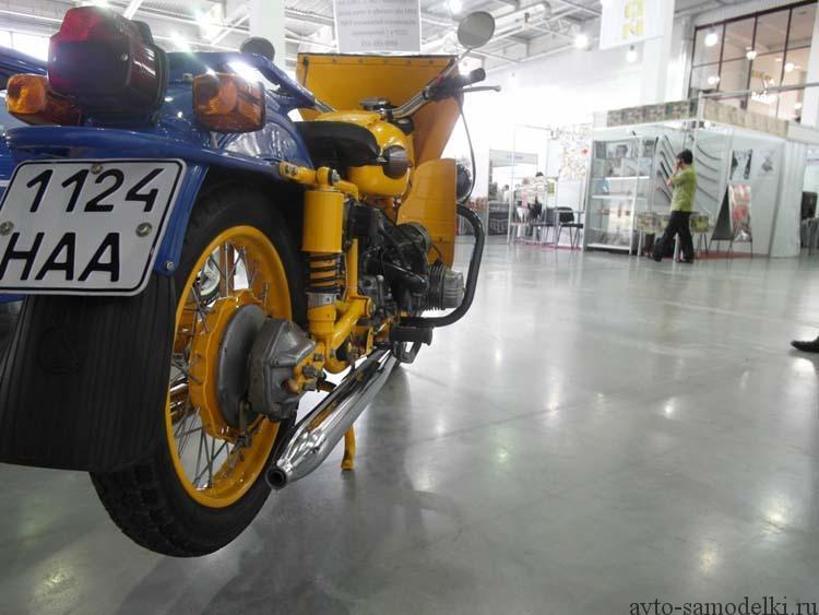 мотоцикл ГАИ