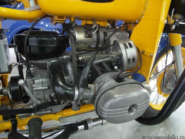 двигатель Урал