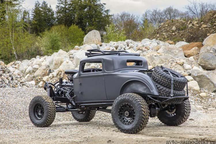 внедорожник Хот-род Dodge Coupe