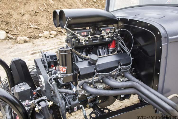 Хот-род Dodge Coupe