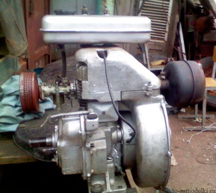 двигатель зид