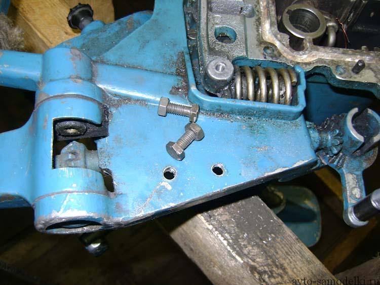 лодочный мотор ветерок с двигателем лифан