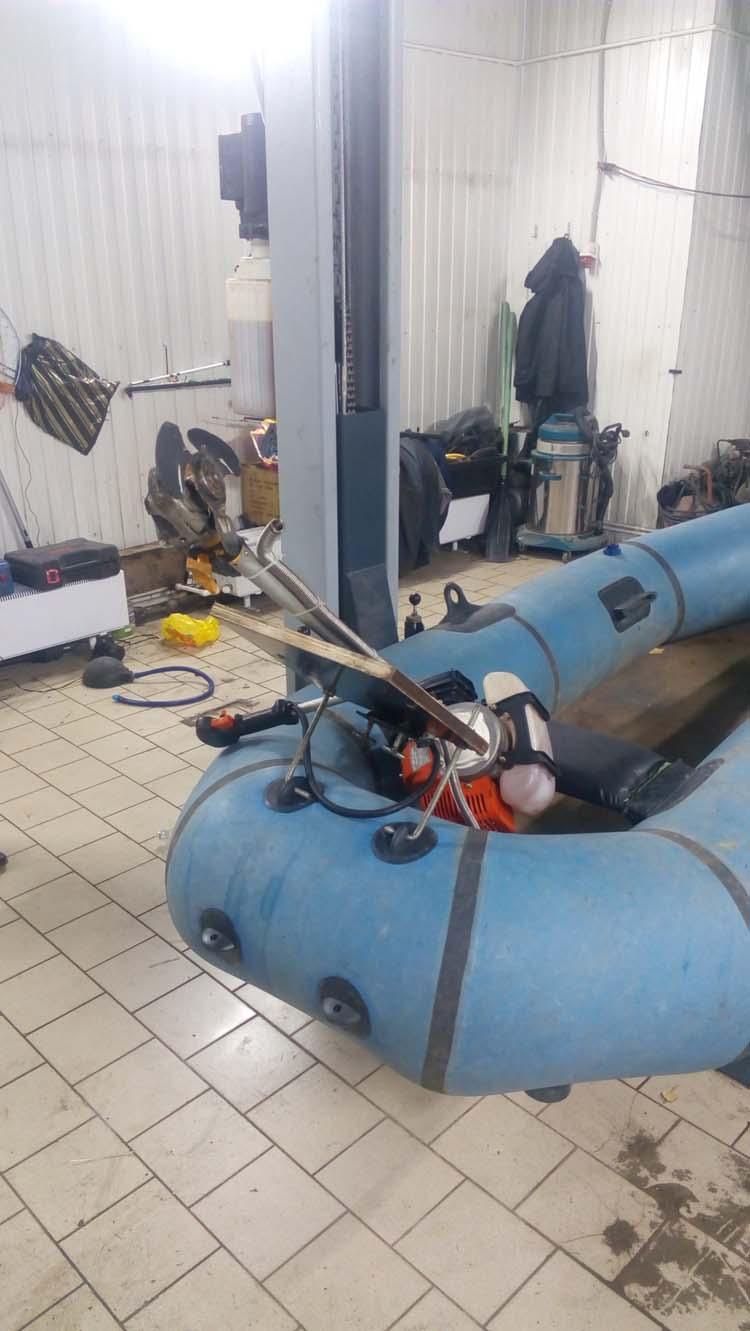 Самодельный лодочный мотор своими руками фото 524
