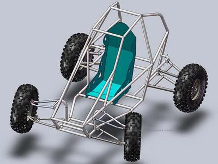строим спортивный авто