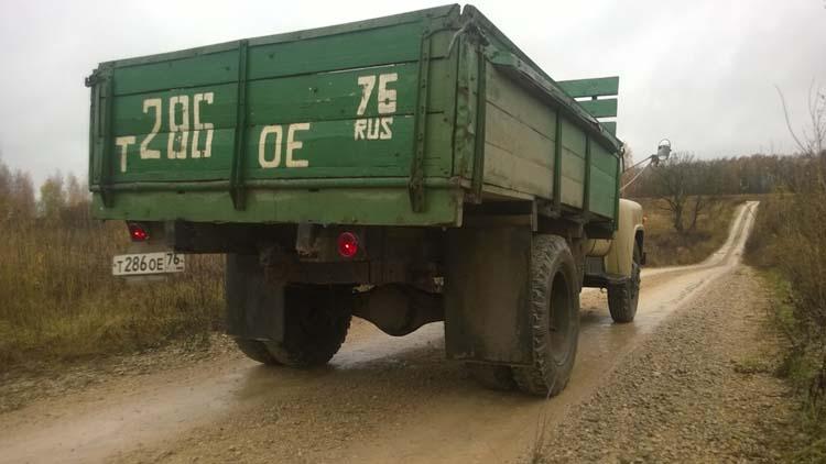 восстановление ГАЗ-53