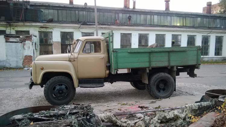 авто ГАЗ-53