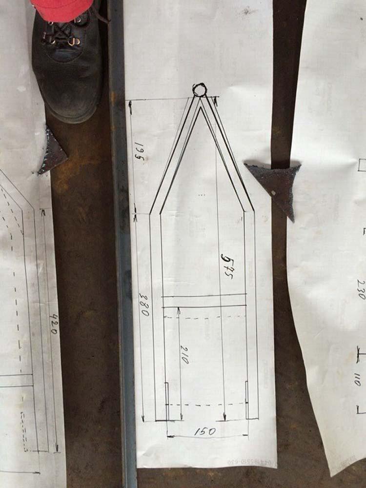 чертежи мопеда