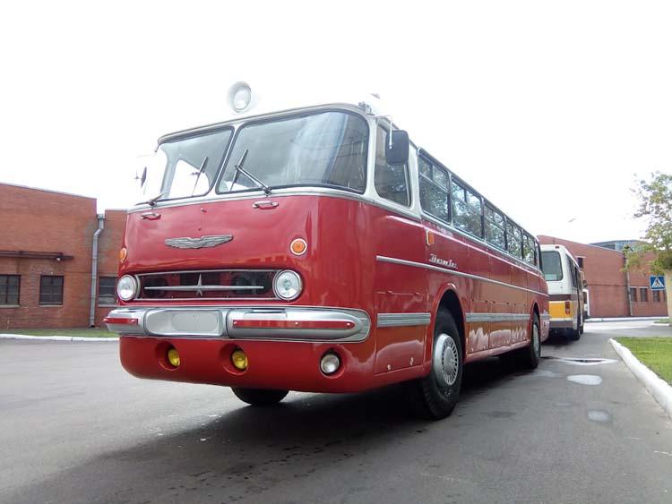 Ikarus 55 Lux восстановление