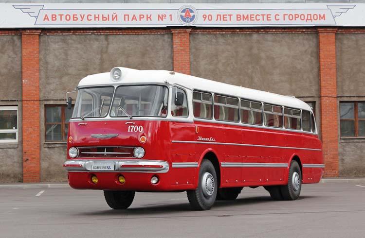 автобус Ikarus 55 Lux