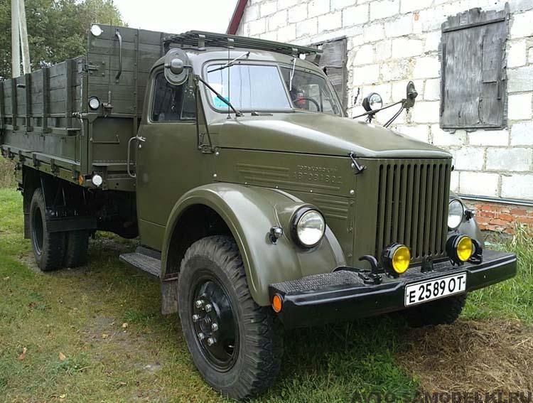 автомобиль ГАЗ-51