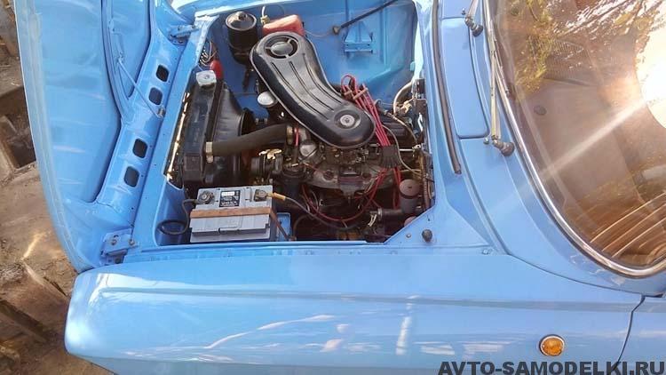восстановление автомобиля Москвич 408 ИЭ