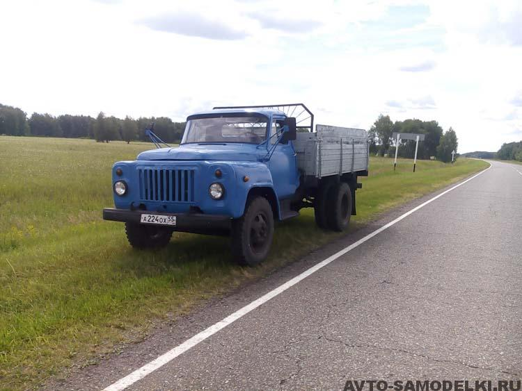 восстановление ГАЗ-52