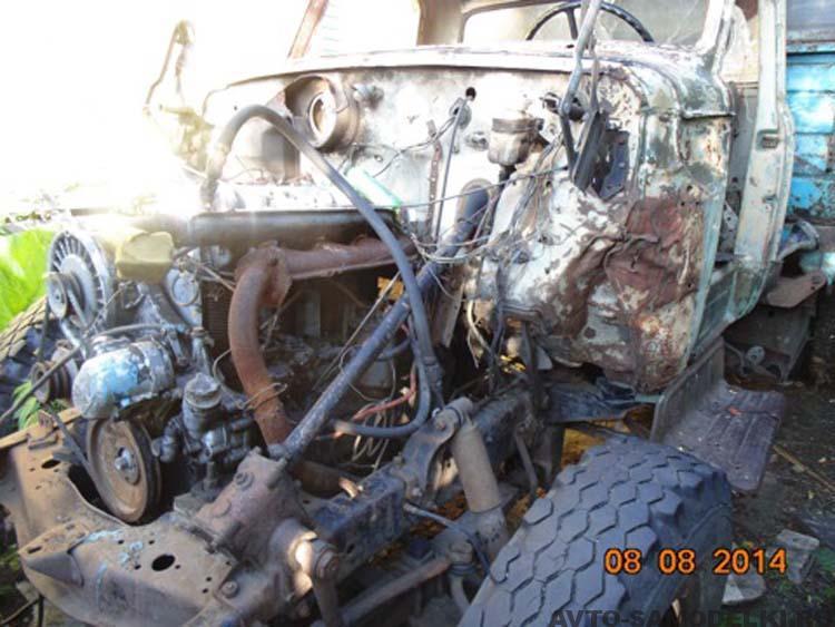грузовой автомобиль ГАЗ