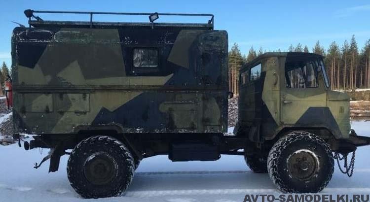 грузовик ГАЗ 66