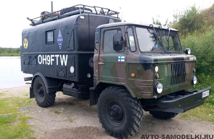 восстановление ГАЗ 66