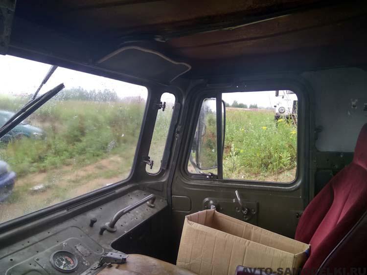 автомобиль ГАЗ 66