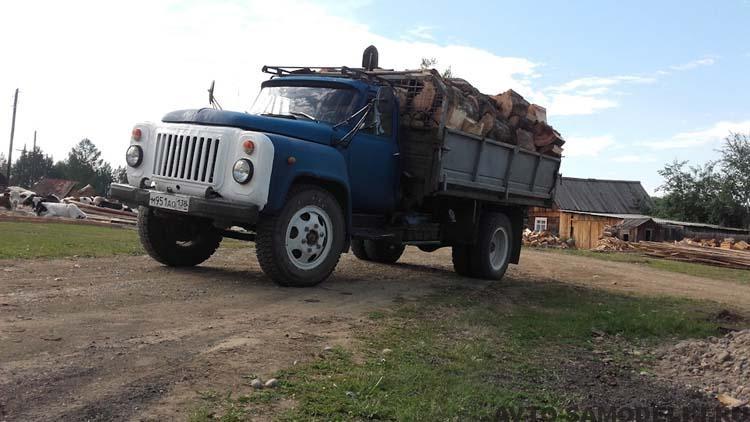 отремонтировал свой ГАЗ 53