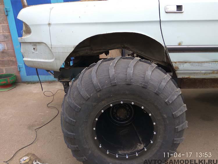 колёса ободрыши