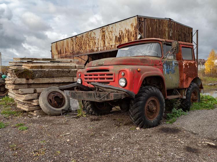 самодельный вездеход из ГАЗ 66
