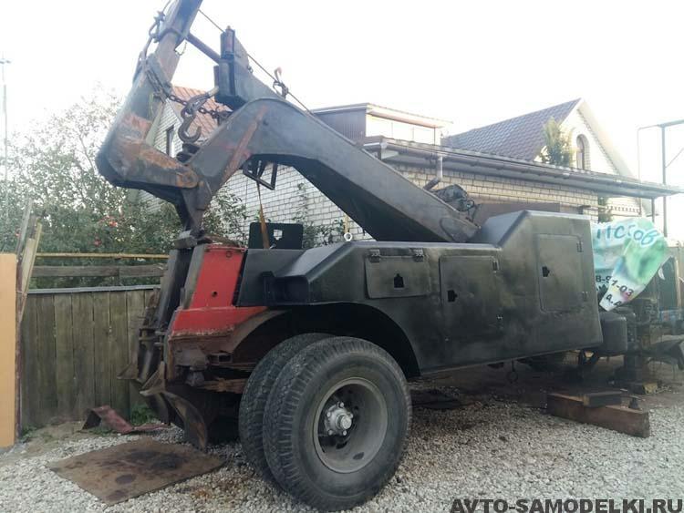 восстановление грузовика