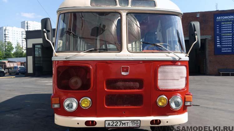 восстановил автобус ПАЗ