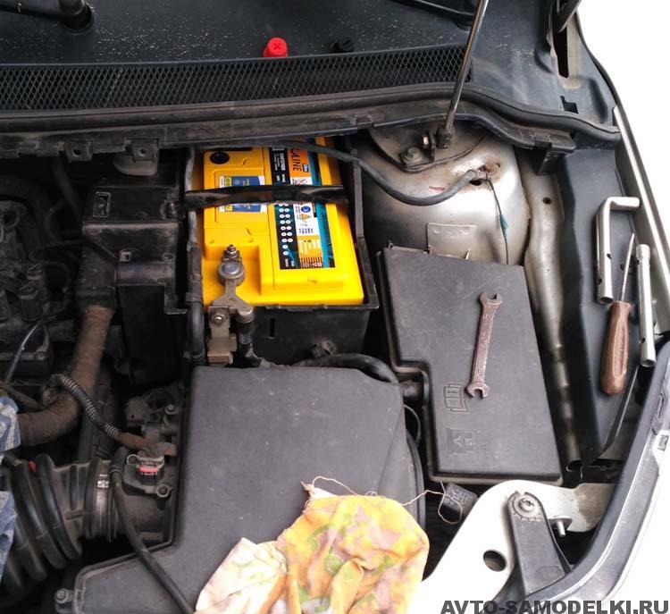 Замена аккумулятора без потери напряжения в автомобиле
