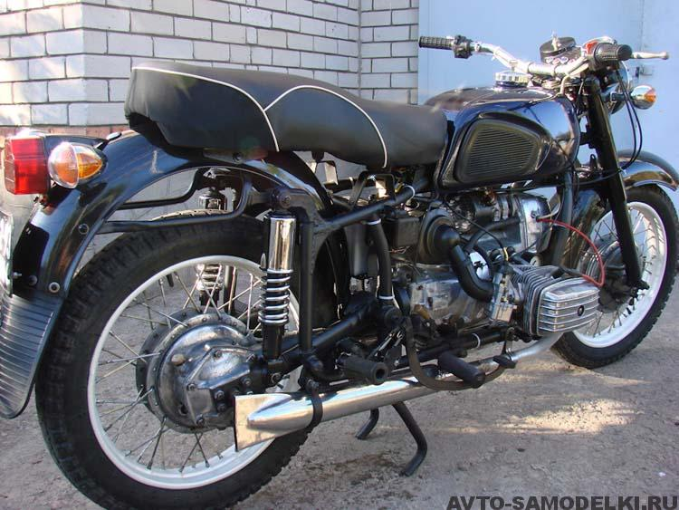 мотоцикл Днепр МТ-10-36