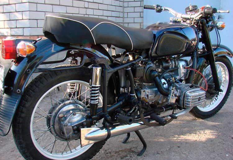 Восстановление мотоцикла своими руками фото 817