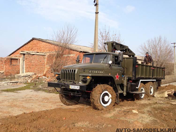 мой Урал после ремонта
