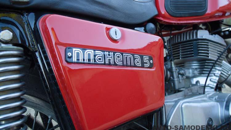 Восстановление мотоцикла