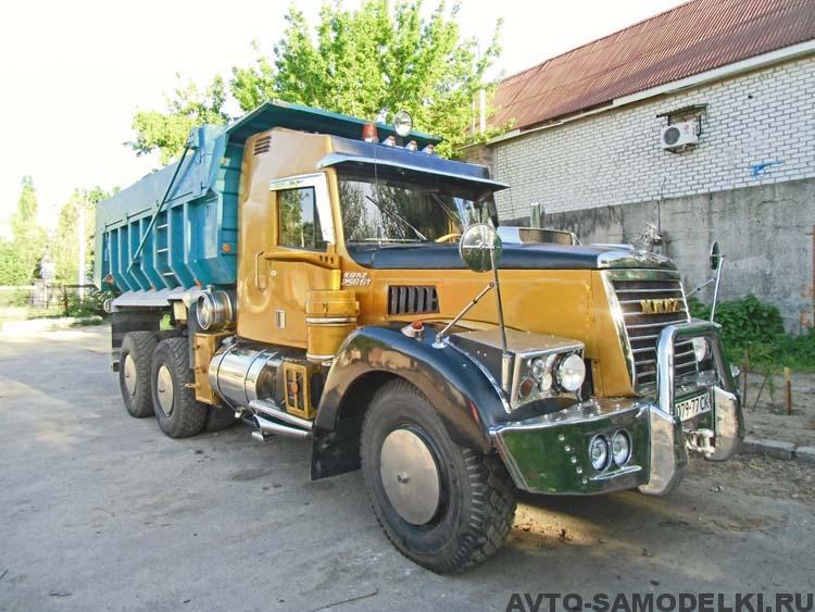 тюнинг грузовика