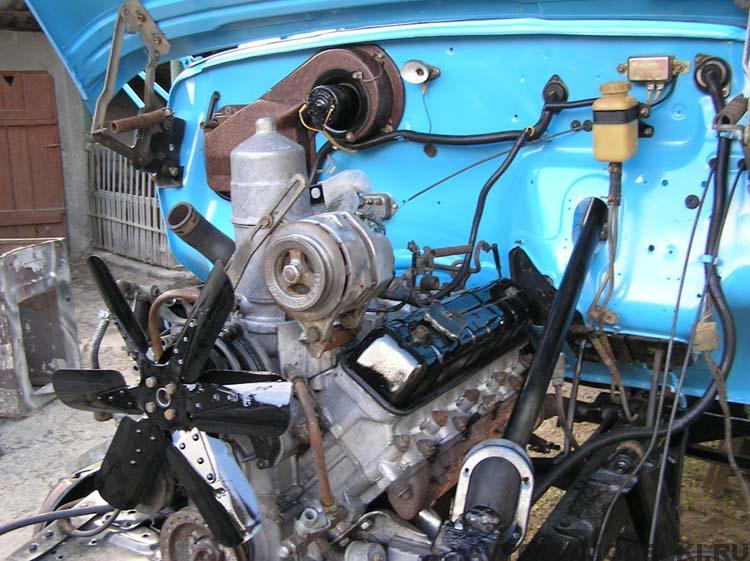ремонт ГАЗ 53