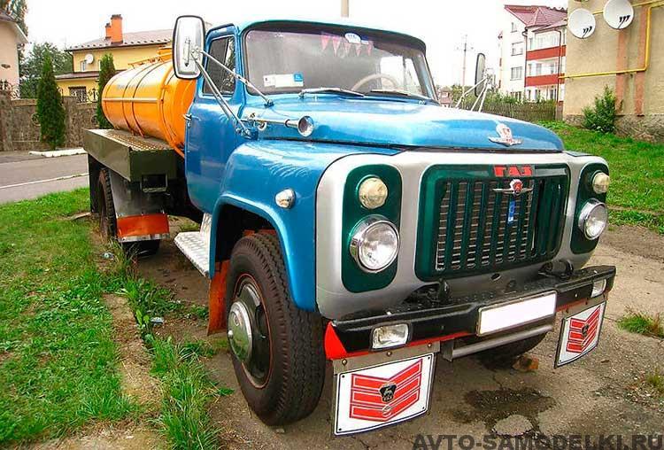 ГАЗ 53 фото