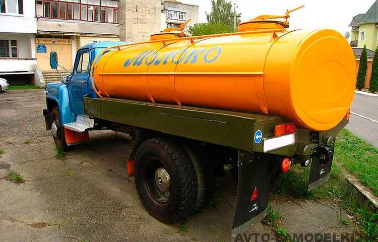 реставрация ГАЗ 53