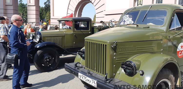 восстановление ГАЗ 51