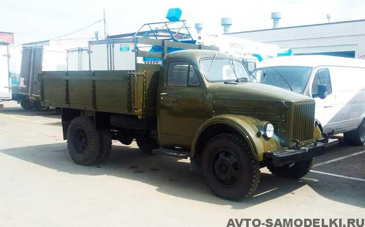автомобиль ГАЗ 51