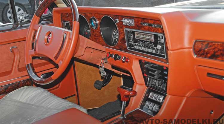 автомобиль ГАЗ 14 Чайка
