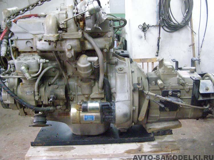 двигатель Дон Фенг